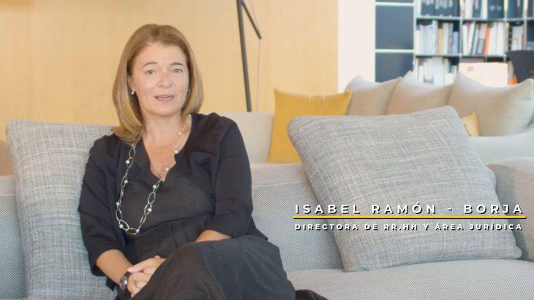 Experiencia Isabel Ramón-Borja