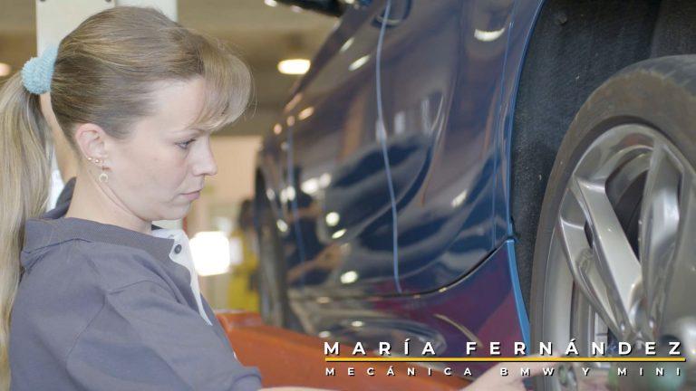 Experiencia María Fernández