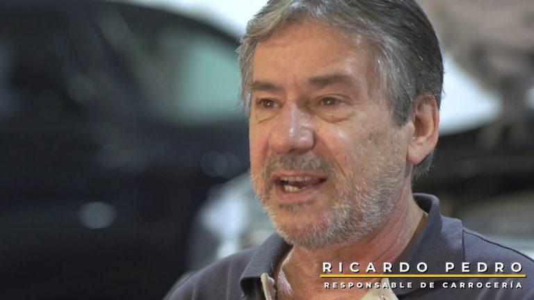 Experiencia Ricardo Pedro