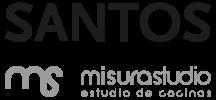 Santos - Misura Studio. Estudio de Cocinas